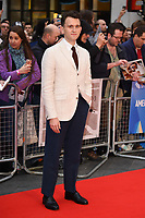 "Harry Melling<br /> arriving for the London Film Festival screening of ""The Ballad of Buster Scruggs"" at the Cineworld Leicester Square, London<br /> <br /> ©Ash Knotek  D3438  12/10/2018"