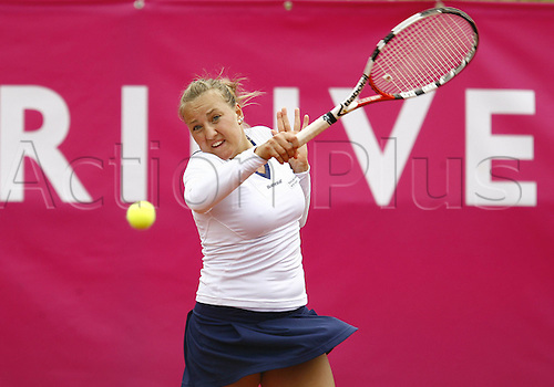 16 05 2010  Ksenia Palkina  during the qualifications at the Strasbourg Womens Tennis Tour (WTA).