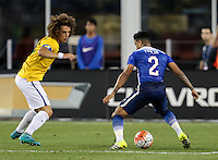 Foxborough, Mass. - Tuesday, September 8, 2015: Brazil goes up 3-0 over USMNT during second half action in an international friendly game at Gillette stadium.
