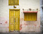 Havana, Cuba: Wall and doorway details