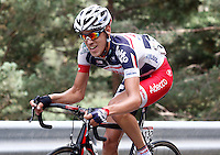 Bart De Clercq during the stage of La Vuelta 2012 between Lleida-Lerida and Collado de la Gallina (Andorra).August 25,2012. (ALTERPHOTOS/Paola Otero) /NortePhoto.com<br /> <br /> **CREDITO*OBLIGATORIO** <br /> *No*Venta*A*Terceros*<br /> *No*Sale*So*third*<br /> *** No*Se*Permite*Hacer*Archivo**<br /> *No*Sale*So*third*