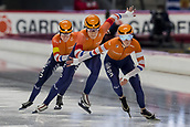 Sport Bilder des Tages 7th February 2019, Max Aicher Arena, Inzell, Germany;  World speed skating championships
