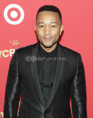 NEW YORK, NY - DECEMBER 07: John Legend attends as Target Presents 'The Toycracker' Premiere Event at Spring Studios on December 7, 2016 in New York City. Photo by John Palmer/MediaPunch