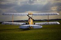 De Havilland DH82A Tiger Moth.