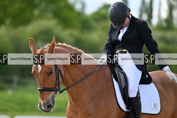 Class 8. British dressage. Brook Farm Training Centre. Essex. UK. 12/05/2019. ~ MANDATORY Credit Garry Bowden/Sportinpictures - NO UNAUTHORISED USE - 07837 394578