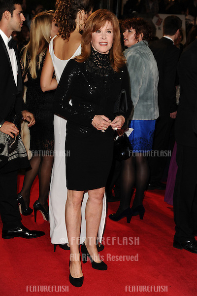 Stefanie Powers arriving for the Royal World Premiere of 'Skyfall' at Royal Albert Hall, London. 23/10/2012 Picture by: Steve Vas / Featureflash