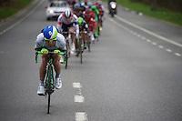 Michael Matthews (AUS/Orica-GreenEDGE) speeding<br /> <br /> 56th De Brabantse Pijl - La Fl&egrave;che Braban&ccedil;onne (1.HC)