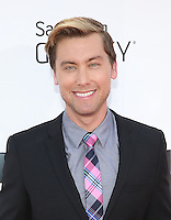 LAS VEGAS, NV - May 18 : Lance Bass pictured at 2014 Billboard Music Awards at MGM Grand in Las Vegas, NV on May 18, 2014. ©EK/Starlitepics