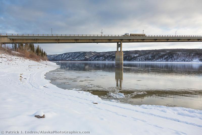 James Dalton Highway, Alaska.