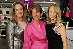 From left: Sandy Barrett, Ileana Trevino and Susan Sarofim at the Saks Fifth Avenue Key to the Cure Wednesday Oct. 26,2016.(Dave Rossman photo)
