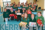 Pupils at Scoil Bhrid Loreto National School are doing their bit for charity this year by taking part in the Team Hope annual Shoebox appeal. Pupils at the school each filled a box with toys and basic necessities for children in Eastern Europe and Africa this Christmas.