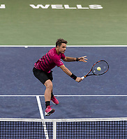 WAWRINKA BACK HAND VOLLEY