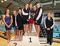 Swimming New Zealand National Secondary Championships, Wellington Regional Aquatic Centre, Wellington, New Zealand, Sunday 16 September 2018. Photo: Simon Watts/www.bwmedia.co.nz