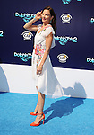 WESTWOOD, CA- SEPTEMBER 07: Actress Ashley Judd arrives at the Los Angeles premiere of 'Dolphin Tale 2' at Regency Village Theatre on September 7, 2014 in Westwood, California.