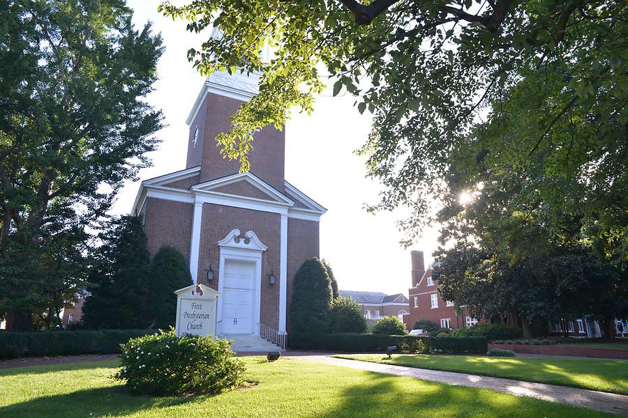 First Presbyterian Church of Concord, North Carolina.