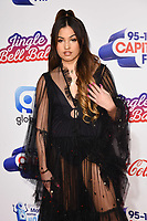 LONDON, UK. December 09, 2018: Mabel at Capital&rsquo;s Jingle Bell Ball 2018 with Coca-Cola, O2 Arena, London.<br /> Picture: Steve Vas/Featureflash