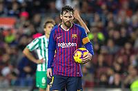 2018.11.11 La Liga FC Barcelona VS Real Betis
