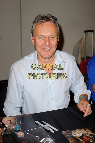 LONDON, ENGLAND - JULY 12: Anthony Head attending London Film and Comic Con 2014 at Earls Court on July 12, 2014 in London, England.<br /> CAP/MAR<br /> &copy; Martin Harris/Capital Pictures