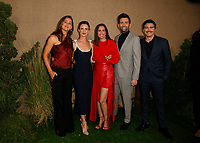 Los Angeles, CA - OCT 10:  Jennifer Garner, Juliette Lewis, Ione Skye, David Tennant, and Arturo Del Puerto attend the Los Angeles premiere of HBO series 'Camping' at Paramount Studios on October 610 2018 in Los Angeles, CA. Credit: CraSH/imageSPACE/MediaPunch