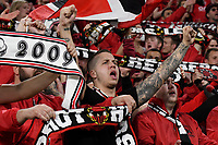 Leverkusen fans <br /> Torino 01/10/2019 Juventus Stadium <br /> Football Champions League 2019//2020 <br /> Group Stage Group D <br /> Juventus - Leverkusen <br /> Photo Andrea Staccioli / Insidefoto