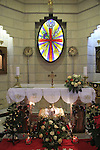 Israel, Jerusalem, Christmas at the St. Thomas Syrian Catholic Church