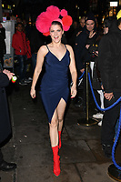 Saara Aalto arriving for James Ingham's Jog on to Cancer 2018 at Cafe de Paris, London, UK. <br /> 04 April  2018<br /> Picture: Steve Vas/Featureflash/SilverHub 0208 004 5359 sales@silverhubmedia.com