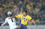 Seongnam Ilhwa Chunma (KOR) vs Al-Ittihad (KSA) during the 2004 AFC Champions League Final 2nd leg match on 01 December 2004 at Seongnam 2 Stadium, Seongnam, Korea.