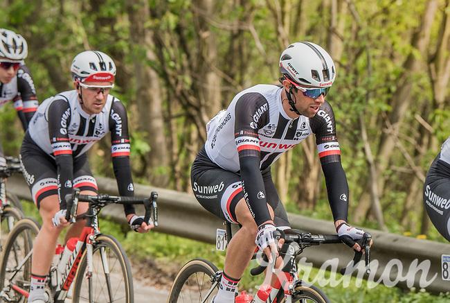 Michael Matthews (AUS/Sunweb)<br /> <br /> 57th Brabantse Pijl - La Fl&egrave;che Braban&ccedil;onne (1.HC)<br /> 1 Day Race: Leuven &rsaquo; Overijse (197km)