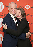Reed Birney and Annette O'Toole attend the Second Stage Theatre's Off-Broadway Opening Night After Party for 'Man From Nebraska'  at Dos Caminos on 2/15/2017 in New York City.