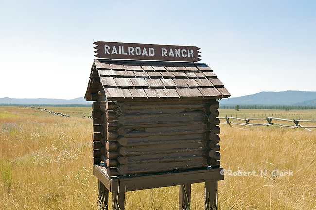 Railroad Ranch, Harriman State Park