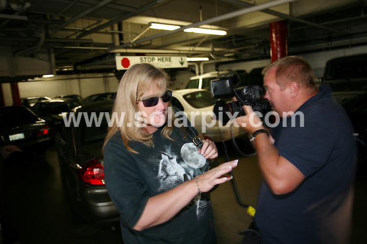 **ALL ROUND EXCLUSIVE PICTURES FROM SOLARPIX.COM**.**SYNDICATION RIGHTS FOR UK, AUSTRALIA, DENMARK, PORTUGAL, S. AFRICA, SPAIN & DUBAI (U.A.E) ONLY**.Debbie Rowe - mother of Michael Jackson's children Prince Michael Joseph Jackson Jr. and Paris Michael Katherine Jackson - getting Into Her Car on Roxbury Street in Hollywood, CA, USA. 27 July 2009..This pic: Debbie Rowe..JOB REF: 9626 PHZ (Levine)   DATE: 27_07_2009.**MUST CREDIT SOLARPIX.COM OR DOUBLE FEE WILL BE CHARGED**.**MUST NOTIFY SOLARPIX OF ONLINE USAGE**.**CALL US ON: +34 952 811 768 or LOW RATE FROM UK 0844 617 7637**