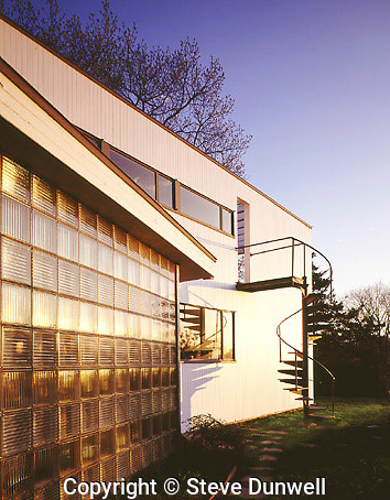Gropius House, Lincoln, MA (Walter Gropius), part of Historic New England
