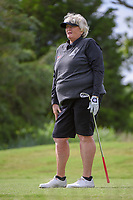 Laura Davies (ENG) watches her tee shot on 12 during round 1 of  the Volunteers of America LPGA Texas Classic, at the Old American Golf Club in The Colony, Texas, USA. 5/4/2018.<br /> Picture: Golffile | Ken Murray<br /> <br /> <br /> All photo usage must carry mandatory copyright credit (&copy; Golffile | Ken Murray)