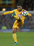 Jason Puncheon of Crystal Palace during the Premier League match at Goodison Park Stadium, Liverpool. Picture date: September 30th, 2016. Pic Simon Bellis/Sportimage