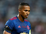 Luis Antonio Valencia of Manchester United during the UEFA Europa League Final match at the Friends Arena, Stockholm. Picture date: May 24th, 2017.Picture credit should read: Matt McNulty/Sportimage