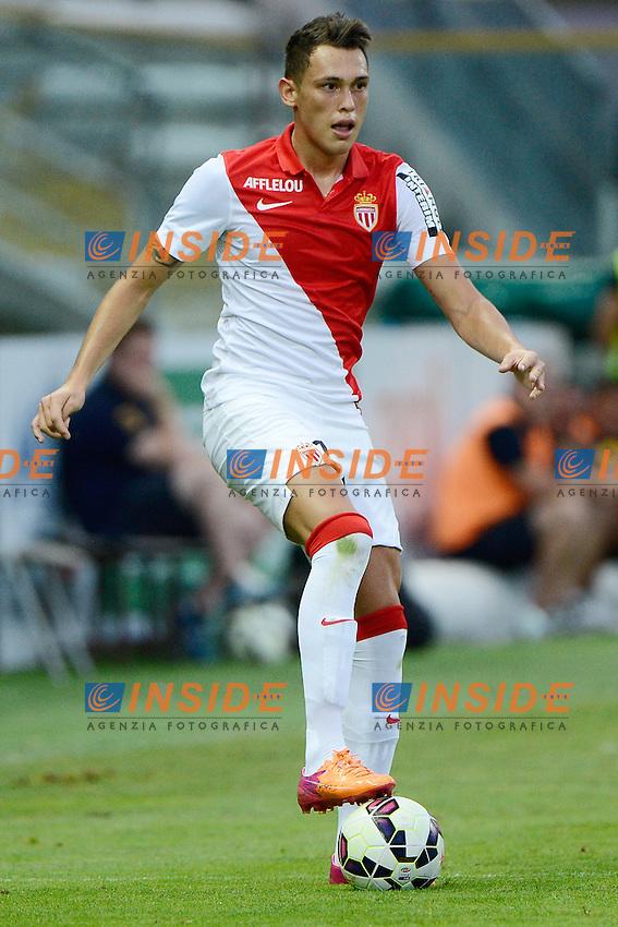 Lucas Ocampos Monaco<br /> Parma 28-07-2014 Stadio Tardini - Football Calcio Amichevole. Pre season training. Parma - Monaco Foto Giuseppe Celeste / Insidefoto