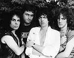 Dio 1983 Ronnie James Dio, Vinny Appice, Jimmy Bain and Vivian Campbell