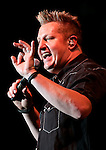 Rascal Flatts lead singer Gary LeVox performs at the Summer Concert Series at the Harvey's Outdoor Arena in Stateline, Nev., on Friday, July 19, 2013.<br /> Photo by Cathleen Allison