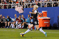 The U.S. Women's National Team defeated China PR 4-1 in the 10th and final game of the Fan Tribute Tour at Florida Atlantic University. Presented by Panasonic..RTNJenkins/Mediapunchinc /NortePhoto