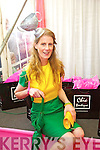 Sarah Tobin, Tralee pictured at Listowel Races, Ladies Day on Friday