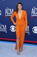 07 April 2019 - Las Vegas, NV - Danica Patrick. 2019 ACM Awards at MGM Grand Garden Arena, Arrivals. Photo Credit: mjt/AdMedia