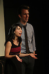 Klepper & Grey at Sketchfest NYC, 2011. UCB Theatre.