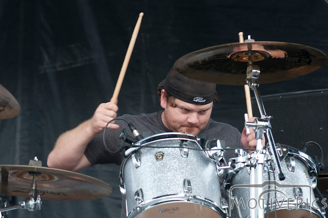 Luca Brasi playing at Pointfest 29, September 10th, 2011 Verizon Wireless Amphitheater.