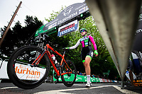 Picture by Alex Whitehead/SWpix.com - 22/05/2018 - Cycling - OVO Energy Tour Series Women's Race - Round 4: Durham - Sophie Enever of YRDP.
