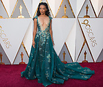 04.03.2018; Hollywood, USA: <br /> <br /> Betty Gabriel <br /> arrives on the Red Carpet to attend the 90th Annual Academy Awards at the Dolby&reg; Theatre in Hollywood.<br /> Mandatory Photo Credit: &copy;AMPAS/Newspix International<br /> <br /> IMMEDIATE CONFIRMATION OF USAGE REQUIRED:<br /> Newspix International, 31 Chinnery Hill, Bishop's Stortford, ENGLAND CM23 3PS<br /> Tel:+441279 324672  ; Fax: +441279656877<br /> Mobile:  07775681153<br /> e-mail: info@newspixinternational.co.uk<br /> Usage Implies Acceptance of Our Terms &amp; Conditions<br /> Please refer to usage terms. All Fees Payable To Newspix International