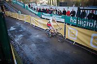 Kevin Pauwels (BEL/Sunweb-Napoleon Games)<br /> <br /> Superprestige Francorchamps 2014