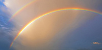 Rainbow, Weather during the Monsoon Season.