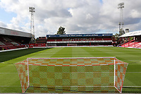 General view of Brentford FC during Brentford vs Millwall, Sky Bet EFL Championship Football at Griffin Park on 19th October 2019