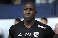 West Bromwich Albion Caretaker manager Darren Moore <br /> <br /> Photographer Ashley Crowden/CameraSport<br /> <br /> The Premier League - West Bromwich Albion v Tottenham Hotspur - Saturday 5th May 2018 - The Hawthorns - West Bromwich<br /> <br /> World Copyright &copy; 2018 CameraSport. All rights reserved. 43 Linden Ave. Countesthorpe. Leicester. England. LE8 5PG - Tel: +44 (0) 116 277 4147 - admin@camerasport.com - www.camerasport.com