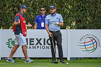 Tyrrell Hatton (ENG) looks over his tee shot on 12 during round 2 of the World Golf Championships, Mexico, Club De Golf Chapultepec, Mexico City, Mexico. 2/22/2019.<br /> Picture: Golffile | Ken Murray<br /> <br /> <br /> All photo usage must carry mandatory copyright credit (© Golffile | Ken Murray)